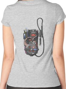 Proton Pack Women's Fitted Scoop T-Shirt