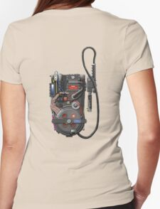 Proton Pack Womens Fitted T-Shirt