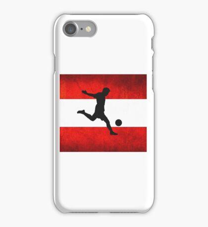 Austrian Soccer iPhone Case/Skin