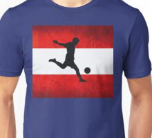 Austrian Soccer Unisex T-Shirt
