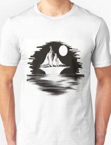 Ship In The Night Unisex T-Shirt