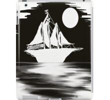 Ship In The Night iPad Case/Skin