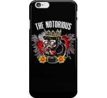 Conor Mcgregor - Notorious Fight Black iPhone Case/Skin