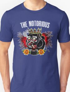 Conor Mcgregor - Notorious Fight Black T-Shirt
