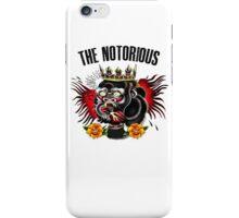Conor Mcgregor - Notorious Fight White iPhone Case/Skin