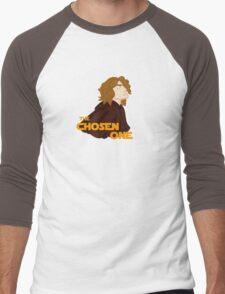 Anakin Skywalker: The Chosen One Men's Baseball ¾ T-Shirt