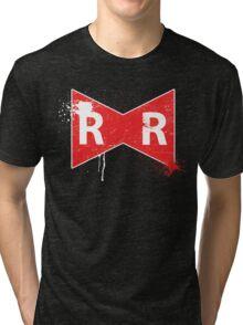 Red Ribbon Army Tri-blend T-Shirt