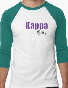 In Kappa We Trust Men's Baseball ¾ T-Shirt