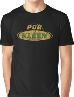 The Expanse - Pur & Kleen Water Company - Dirty Graphic T-Shirt