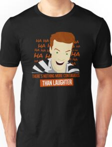 Laughter is Contagious Unisex T-Shirt