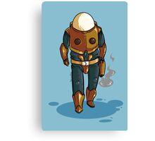 Risk of Rain Commando Canvas Print