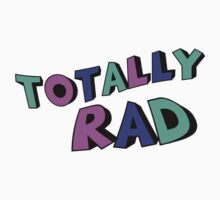 Totally Rad One Piece - Short Sleeve