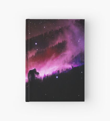 Edge of The Galaxy Hardcover Journal