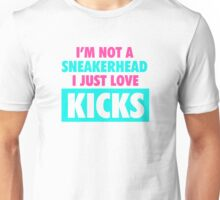 I'm not a Sneakerhead I just Love Kicks- South Beach Unisex T-Shirt