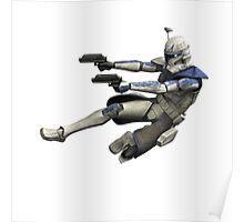 Star Wars - Rex Poster