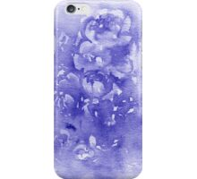 Violet flowers iPhone Case/Skin