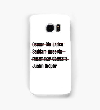 Funny Hit List Samsung Galaxy Case/Skin