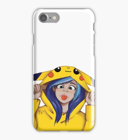Silly Face iPhone Case/Skin