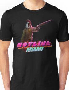Hotline Miami- Jacket Unisex T-Shirt