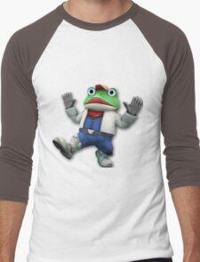 Star Fox - Slippy Toad Men's Baseball ¾ T-Shirt