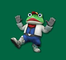 Star Fox - Slippy Toad Unisex T-Shirt