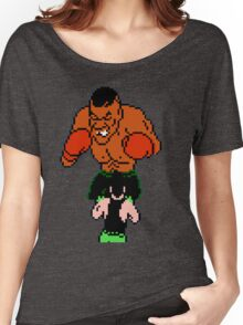 Punch out Women's Relaxed Fit T-Shirt