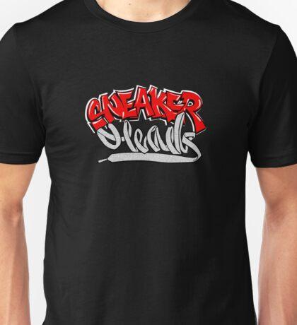 Sneakerheads- Bred Unisex T-Shirt