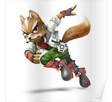 Star Fox - Fox McCloud Poster
