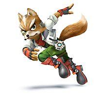 Star Fox - Fox McCloud Photographic Print