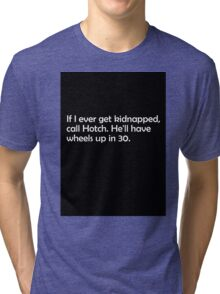 Hotch (Criminal Minds) Tri-blend T-Shirt