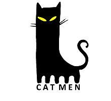 I'm a Cool Cat Men ! Photographic Print