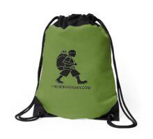 Drawstring Bags The Nomad Way Drawstring Bag