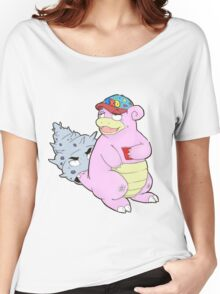 Brah The Slobro Women's Relaxed Fit T-Shirt