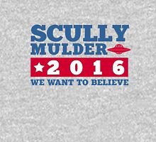 Scully & Mulder Campaign 2016 Unisex T-Shirt