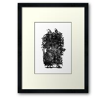 TH8 Framed Print