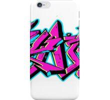Burner Graffitti iPhone Case/Skin