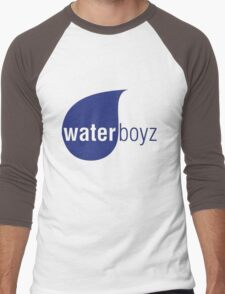 Water Boys Ent Men's Baseball ¾ T-Shirt