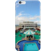 Observation from Deck 14 iPhone Case/Skin