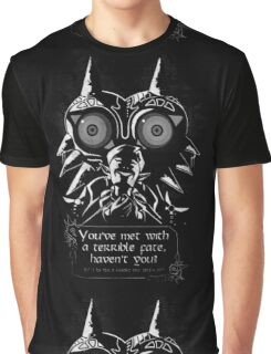 You've met with a terrible fate, Haven't you? Graphic T-Shirt