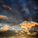 Los Angeles Sky by Laurie Allee