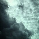 Moody Sky  by Laurie Allee