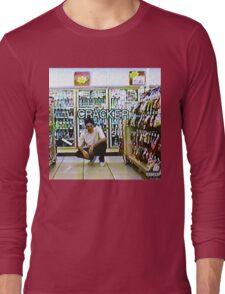 Bones- Cracker Long Sleeve T-Shirt