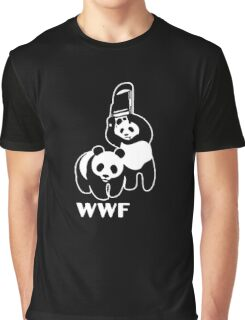 WWF Panda Graphic T-Shirt
