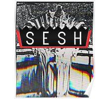 VHS PHARAOH // BONES // SESH  Poster