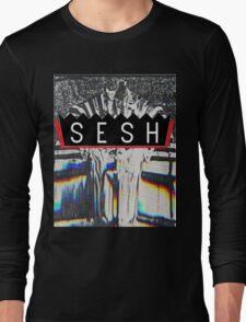 VHS PHARAOH // BONES // SESH  Long Sleeve T-Shirt