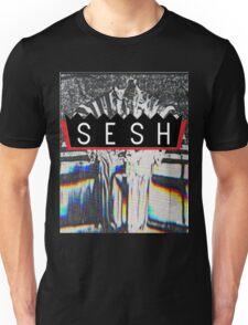 VHS PHARAOH // BONES // SESH  Unisex T-Shirt
