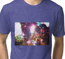 Neon Nights Tri-blend T-Shirt