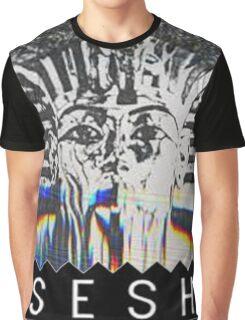 VHS PHARAOH // BONES // SESH  Graphic T-Shirt