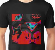 ABSTRACT DISCS - PART TWO Unisex T-Shirt