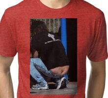 Beware! Cameras are Everywhere! Tri-blend T-Shirt